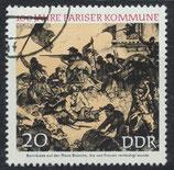 DDR 1656  philat. Stempel