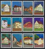 694-705  postfrisch (LIE)