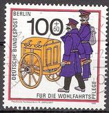 854 gestempelt (BERL)