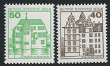 BERL 614A-615A  postfrisch
