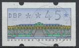 2.1 - 45 gestempelt (BRD-ATM)