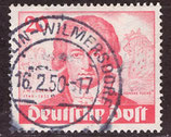 BERL 62 gestempelt