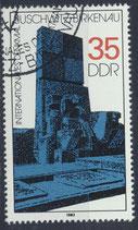 DDR 2735  philat. Stempel (2)