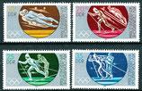 2839-2842 postfrisch (DDR)