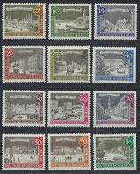 BERL 218-229 postfrisch