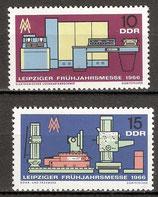 1159-1160 postfrisch (DDR)