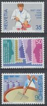 1351-1353 postfrisch (CH)