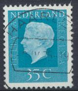 NL 999A gestempelt