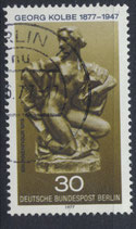 BERL 543 gestempelt