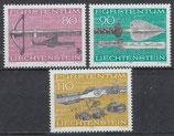 751-753  postfrisch (LIE)
