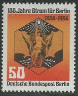 BERL 720  postfrisch