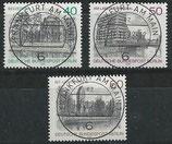BERL 578-580 gestempelt