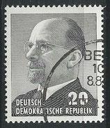 DDR 1870  philat. Stempel (2)
