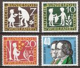 322-325 postfrisch (BRD)