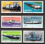 2651-2656 postfrisch (DDR)
