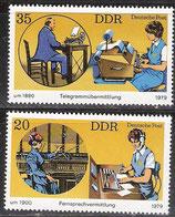 2400-2401 postfrisch (DDR)