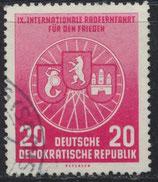 522 gestempelt (DDR)