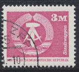 DDR 2633 philat. Stempel (1)