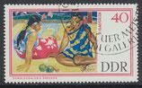 DDR 1265 philat. Stempel