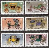 2147-2152 postfrisch (DDR)