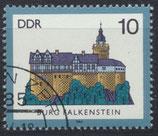 DDR 2910 philat. Stempel