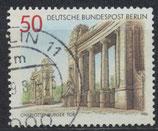BERL 761 gestempelt
