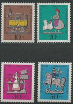 348-351  postfrisch  (BERL)