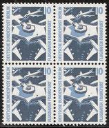 BERL 798 A postfrisch Viererblock