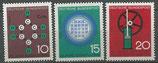 440-442   postfrisch  (BRD)