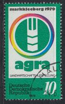 DDR 2428  philat. Stempel