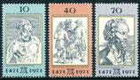 DDR 1672-1674 postfrisch