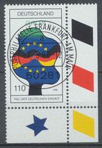 1985 gestempelt Eckrand rechts unten (BRD)