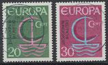 BRD 519-520 gestempelt