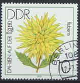 DDR 2435 philat. Stempel