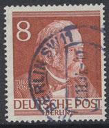 BERL 94 gestempelt