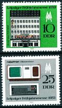 2779-2780 postfrisch (DDR)