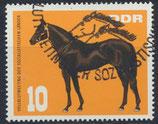 DDR 1303  philat. Stempel