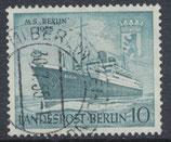 BERL  126 gestempelt
