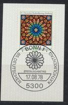 977 mit Ersttagssonderstempel (BRD)