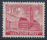 BERL 52  gestempelt