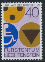 774 postfrisch (LIE)