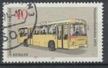 BERL 451 gestempelt