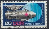 DDR 1341  philat. Stempel