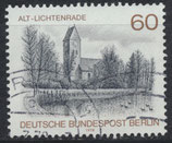 BERL 580 gestempelt