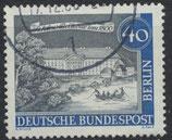 BERL  223 gestempelt