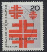 BERL 321 gestempelt (2)