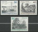 529-531  postfrisch  (BERL)