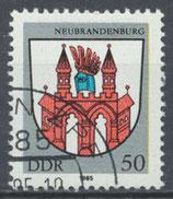 DDR 2934 philat. Stempel