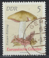 DDR 1933 gestempelt
