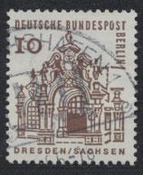 BERL 242  gestempelt